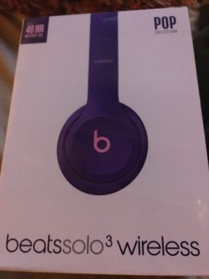 Brand new beats by Dre. Wireless headphones for Sale in Brook Park, OH