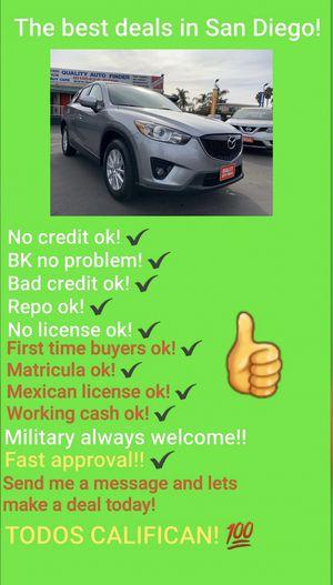 2013 MAZDA CX-5 BEAUTIFUL SUV!! CALL ME 🤙 for Sale in San Diego , CA