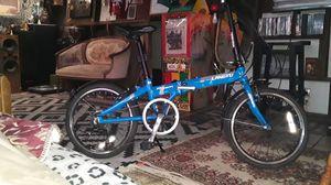 Langtu kya27r folding bike 100 for Sale in Piedmont, CA
