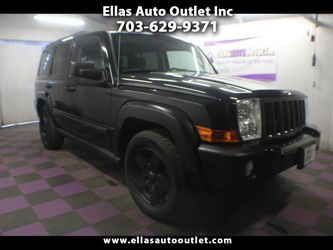 2007 Jeep Commander for Sale in Woodford,  VA