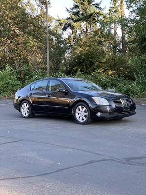 2006 Nissan Maxima for Sale in Tacoma, WA