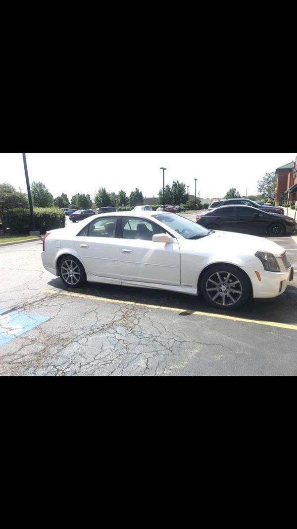 2004 Cadillac CTS 3.6