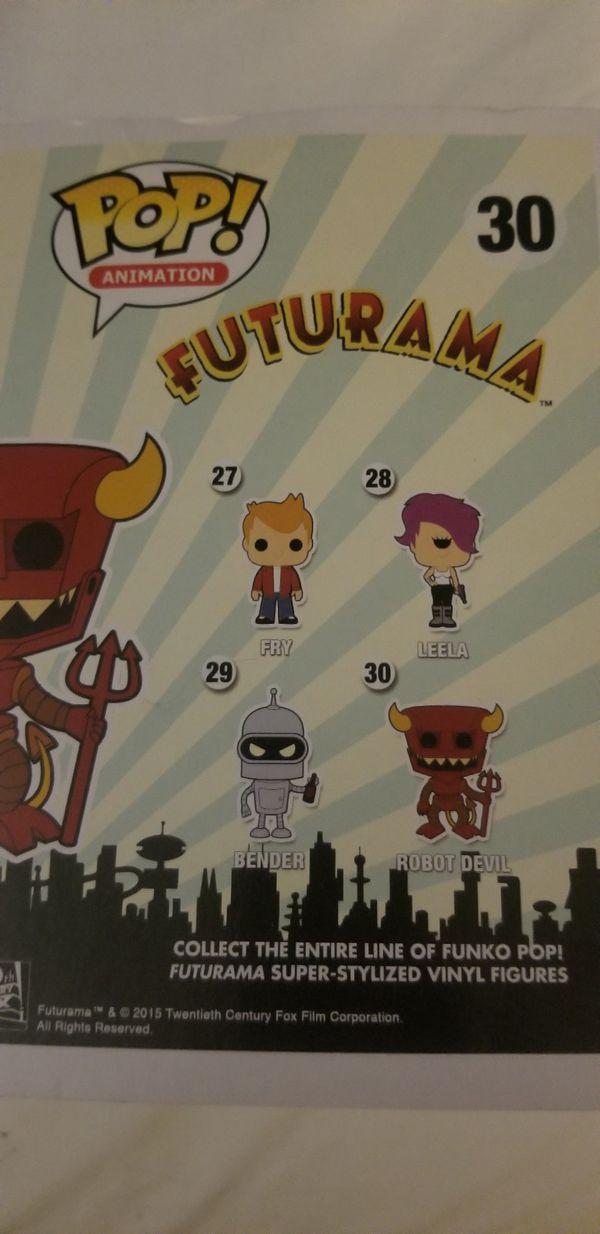 POP Animation Robot Devil