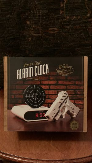 Alarm clock new in box for Sale in Cleveland, OH