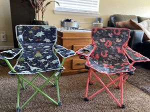 Little kids camp chairs for Sale in Westminster, CO