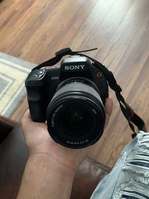 Sony camera 200 for Sale in Lothian, MD