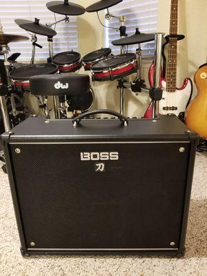BOSS KATANA 100WATT GUITAR AMP COMBO for Sale in Rancho Santa Margarita, CA