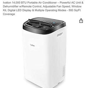 Portable A/C Unit 33% OFF - 14,000 BTU (500 sq ft) for Sale in San Diego, CA