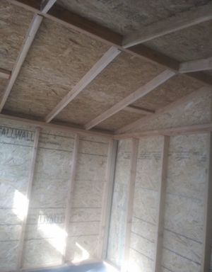 Storage shed materials 10' for Sale in Corona, CA