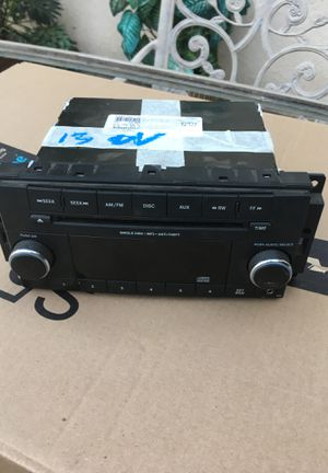 2013 Wrangler CD player for Sale in Los Angeles, CA