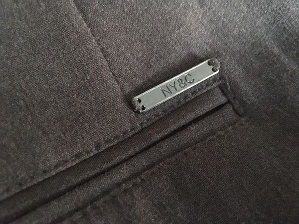 Women's New York & Company Business dress pants size 4 color Brown