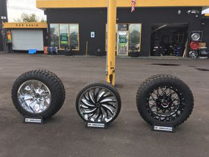 Rims tires and Service for Sale in Orlando, FL
