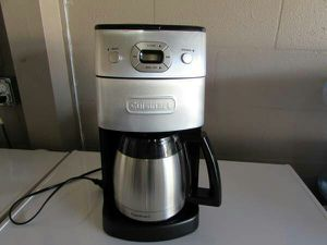 NEW cuisinart grind & brew thermal coffee maker for Sale in Venice, FL