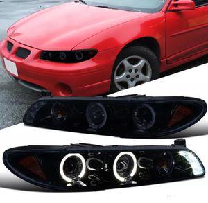 1997-2003 Pontiac Grand Am Headlights Pair for Sale in Arcadia, CA