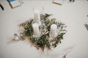 Candles with Holders Wedding Centerpiece for Sale in Baltimore, MD
