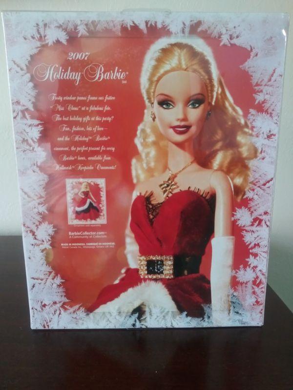 Barbie doll christmas