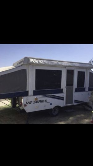 """Jayco """"JAY SERIES"""" 2008 pop up tent trailer for Sale in Kingsburg, CA"""