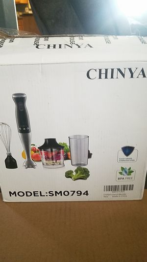 Chinya hand blender for Sale in North Las Vegas, NV