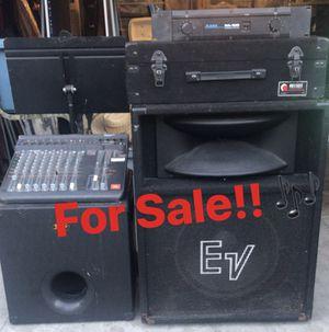 Sound Equipment for Sale in La Mirada, CA