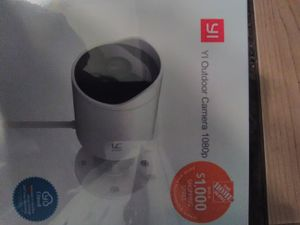 Outdoor wifi camera for Sale in Cabot, AR