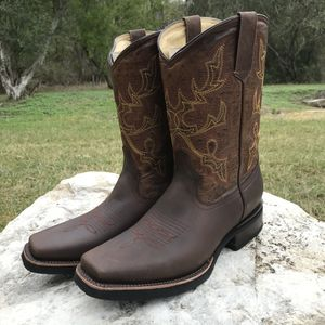 Rodeo Ferrero - Work Sole - 100% Leather! ROMAN BOOTS!! Delivery Service Included! for Sale in San Antonio, TX
