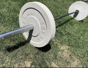 Concrete Olympic Weights for Sale in Waterbury, CT