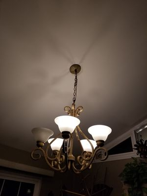 Chandalier large for Sale in West Springfield, VA