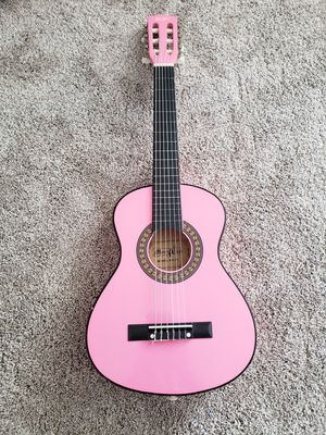 Music Alley MA-51 Pink Jr. Guitar for Sale in Sugar Hill, GA