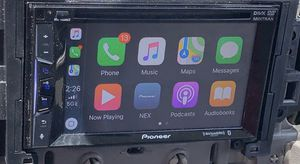 Pioneer car sterio with apple care for Sale in FL, US