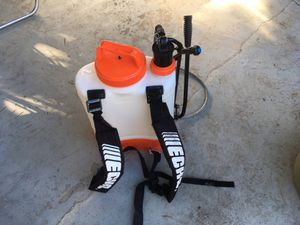 Echo 4 Gallons pump Back Pack Sprayer for Sale in Castro Valley, CA