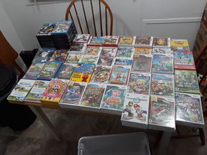 Wii, Wii u, Switch, ds, 3ds SEALED LOT 2.5K OBO 120 GAMES for Sale in REDINGTN SHOR, FL