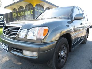 2002 Lexus LX 470 for Sale in Dallas, TX