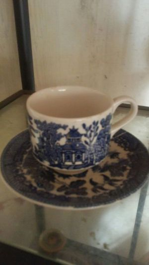 Teacup and saucer for Sale in St Louis, MO