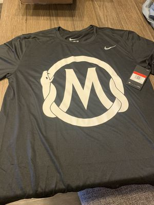 Nike Mamba Sports Academy Dri-fit Shirt size Large for Sale in Grand Terrace, CA