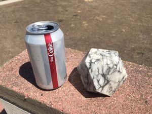 Stone Onyx Geometric Shape. for Sale in Covina, CA