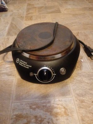Electric Camping Stove Burner for Sale in Hurricane, WV