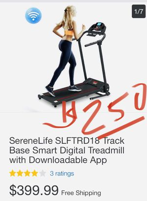 Serenelife Treadmill for Sale in Lakeside, AZ