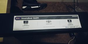 Samsung sounbar is the R60M model not the Samsung R50M don't get it wrong for Sale in Hillsboro, OR