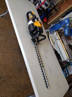 Poulan gas trimmer new for Sale in Lake Elsinore, CA