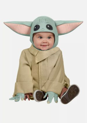 Baby YODA Costume 2 T for Sale in Waterford Township, MI