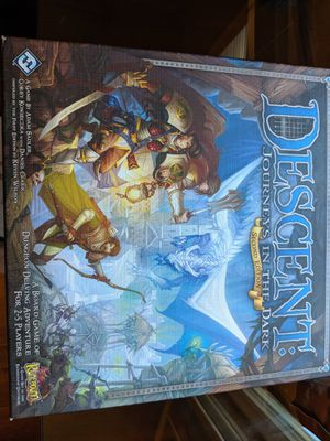 Descent: Journeys in the Dark board game for Sale in Los Angeles, CA