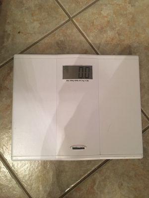 Health o meter digital scale for Sale in Belle Isle, FL
