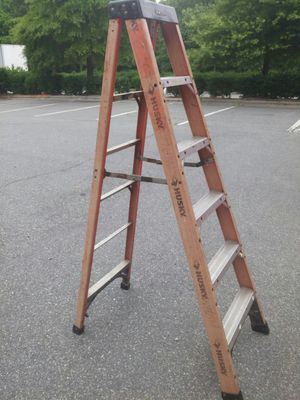 6 foot ladder for Sale in Charlotte, NC