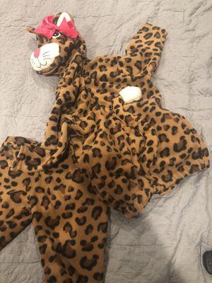 Girl halloween cheetah custom for Sale in Downey, CA