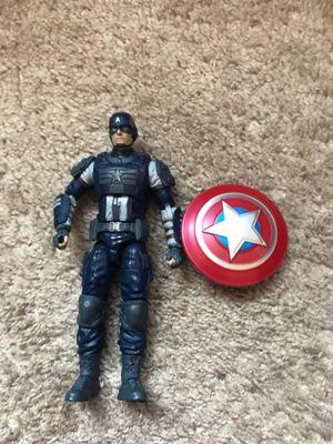 Captain America action figure for Sale in Sacramento, CA