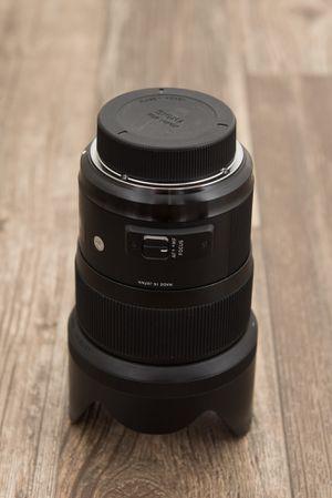 Used Sigma 35mm F1.4 DG HSM Art Series (Nikon Mount) - $610 for Sale in Las Vegas, NV