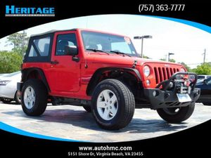 2015 Jeep Wrangler for Sale in Virginia Beach, VA