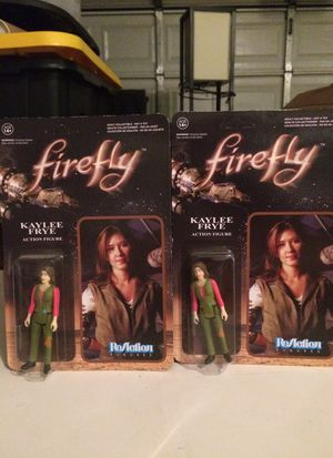 Action Figure - Firefly (Funko Reaction) for Sale in Los Angeles, CA
