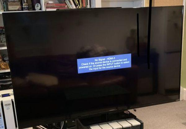 60 inch Vizio Smart TV