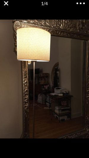 Floor lamp west elm eames era style for Sale, used for sale  New York, NY